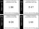 Hundredths - Relate Decimals to Fractions Task Cards (TEKS, CCSS and blank)