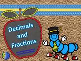 Decimals to Hundredths Alligned to CCSS