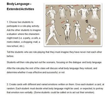 Deciphering Body Language