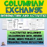 Deciphering the Colombian Exchange