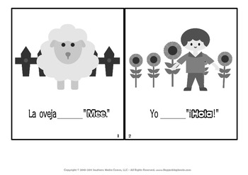 Decir Spanish Verb MagnetMat Fun