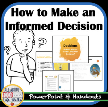 Decision Making Lesson- How to Make Informed Decisions