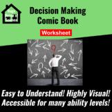 Decision Making Comic Book