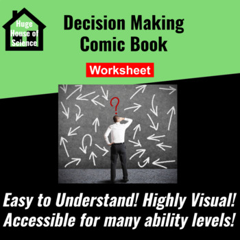 Decision Making Comic Book