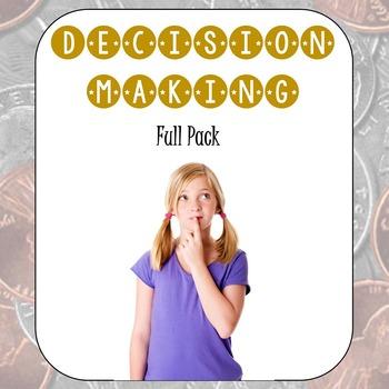 Decision Making Grade 4 Personal, Family, School, Community