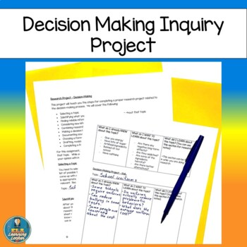 Decision-Making Research Project