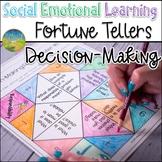Decision-Making Skills Fortune Teller Craft