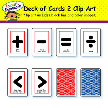 Deck of Cards 2 Clip Art