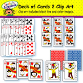 Deck of Cards 2 Clip Art
