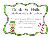 Deck the Hall: addition and subtraction