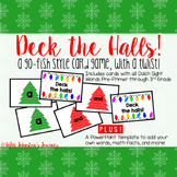 Deck the Halls- A Go Fish With a Twist Card Game