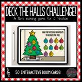 Deck the Halls Challenge - A Digital Christmas Music Activ