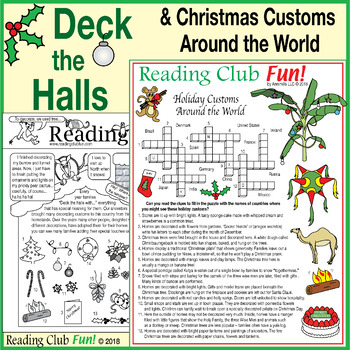 Deck the Halls: Holiday Decorations & Christmas Customs Around the World
