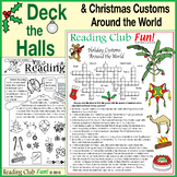 Deck the Halls: Holiday Decorations & Christmas Customs Ar