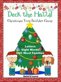 Deck the Halls Phonics Game