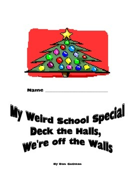 Deck the Halls, We're Off the Walls Book Study