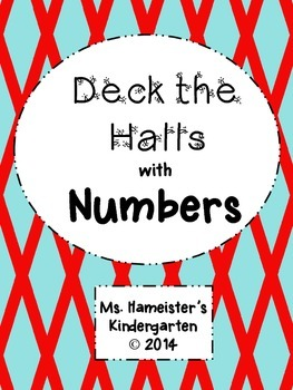 Deck the Halls with Numbers