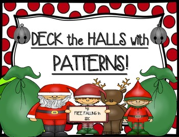 Deck the Halls with Patterns (December patterns)