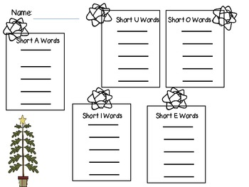 Deck the Room: Write the room activities