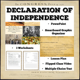 Declaration of Independence - Text Analysis
