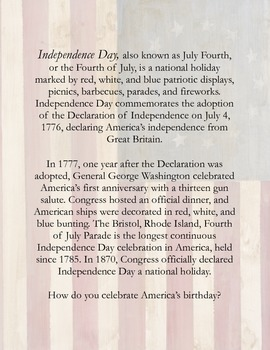 The Declaration of Independence, A Masterly Pen