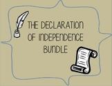 Declaration of Independence Activity Bundle