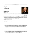 Declaration of Independence Adaptive Worksheet