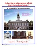 Declaration of Independence - Analysis