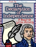 Declaration of Independence Breakup Letter Activity