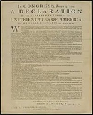 Declaration of Independence, Common Sense, and Revolutiona