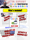 Declaration of Independence Complete Google Lesson: Slides
