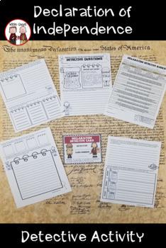 Declaration of Independence Detectives
