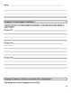 Declaration of Independence Essay with Graphic Organizer (common core)