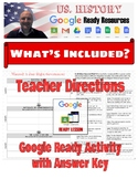 British Rule, Articles of Confederation, and Constitution    Google Activity