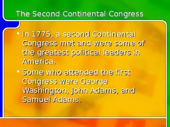 Declaration of Independence Guided Notes