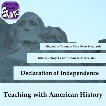 Declaration of Independence Introduction Cause and Effect
