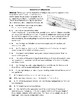 Declaration of Independence Labeling Worksheet with Answer Key