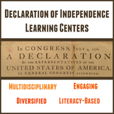 Declaration of Independence Learning Centers