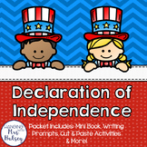 Declaration of Independence: Mini-Book & Printables