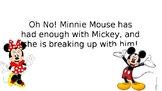 Declaration of Independence-Minnie and Mickey Simulation
