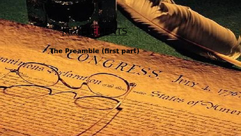 Declaration of Independence PPT