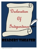 Declaration of Independence - Readers' Theater
