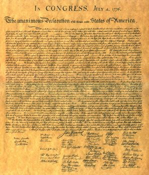 Declaration of Independence, Song and Lesson Packet, by History Tunes
