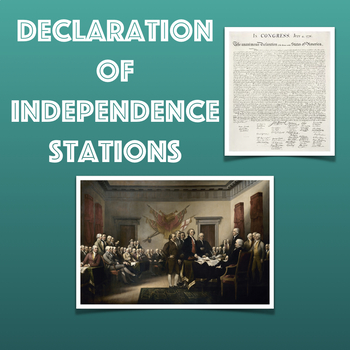 Declaration of Independence Stations