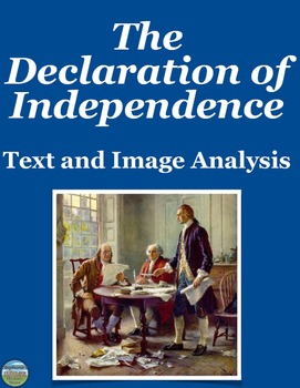 Declaration of Independence Text and Image Analysis