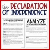 Declaration of Independence | Three Activities