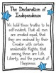 Declaration of Independence Worksheets. Puzzle. Poster. Interactive Notebook