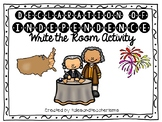 Declaration of Independence Write the Room Review Activity