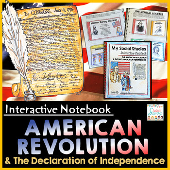 Declaration of Independence and The American Revolution