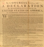 Declaration of Independence for Kids